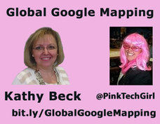 Global Google Mapping-Kathy Beck